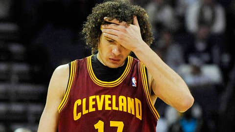 Cleveland: Anderson Varejao (four years, $35M)
