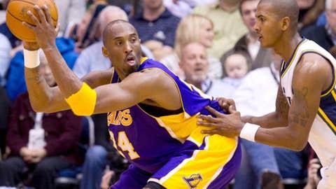 West G: Kobe Bryant, Lakers