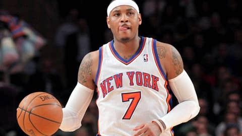 East F: Carmelo Anthony, Knicks