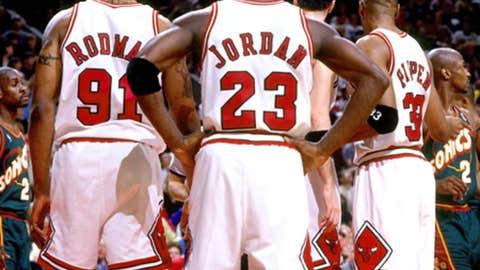 Chicago's 72-win season