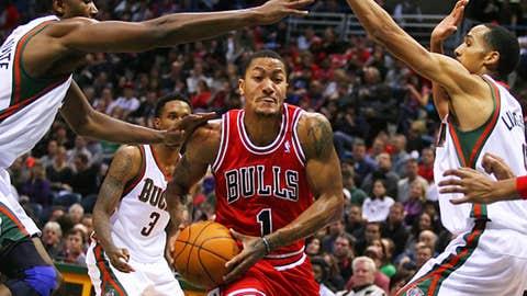 Derrick Rose, PG, Chicago Bulls