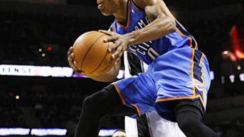 Russell Westbrook, PG, OKC Thunder