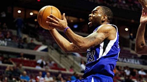 To the hoop