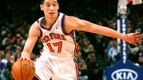 Surprise: Jeremy Lin