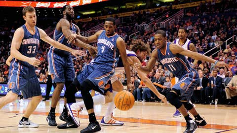 Disappointment: Charlotte Bobcats