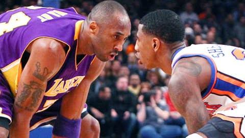 Surprise: Kobe Bryant