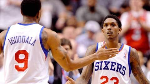 Surprise: Philadelphia 76ers