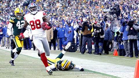 Giants' hail mary touchdown
