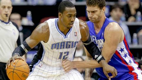 Dwight Howard, C, Orlando Magic