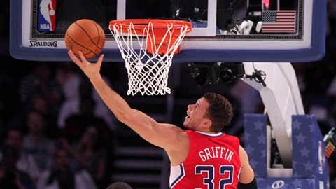 No dunk?