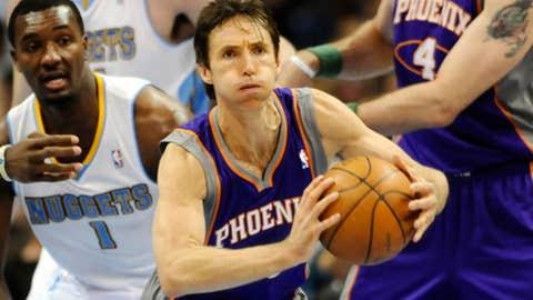 Steve Nash, PG, Phoenix Suns