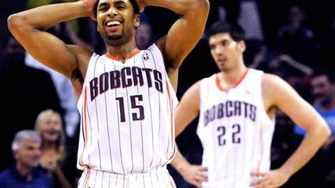 2011-12 Charlotte Bobcats (7-59)