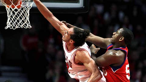Dunk time