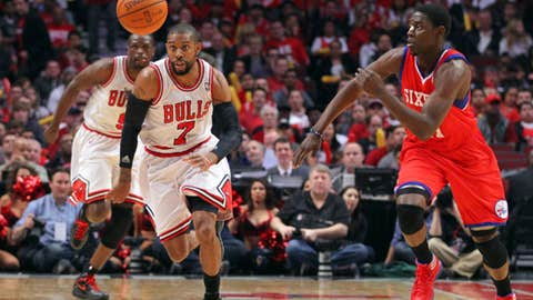 Is the bloom off the Bulls' rose?