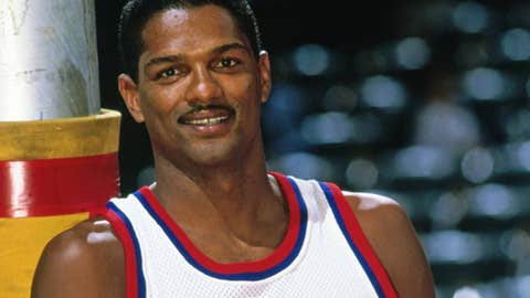 Marques Johnson's ruptured disk