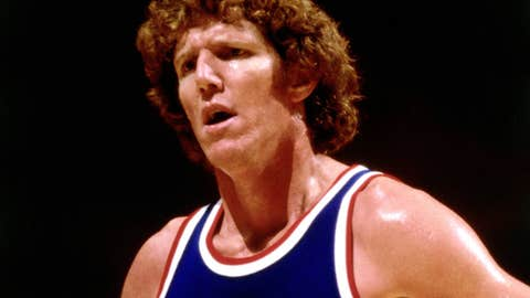 Bill Walton's multiple stress fractures