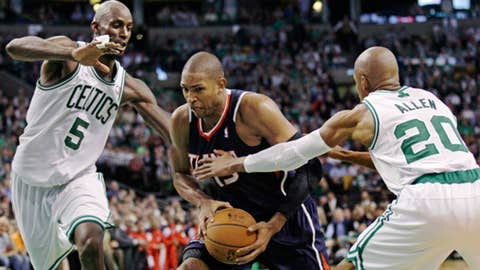 Red rover, red rover, let Horford come over