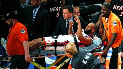 Baron Davis, Knicks