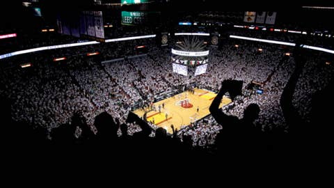 White out on South Beach