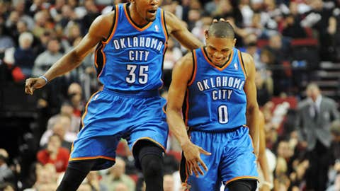 Are the Thunder ready to reign?