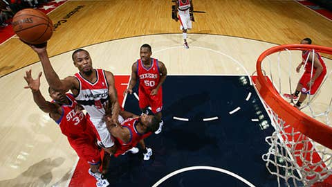 Rashard Lewis, Wizards (overpaid by $21,167,231)