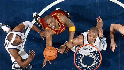 Antawn Jamison, Cavaliers (overpaid by $17,402,350)