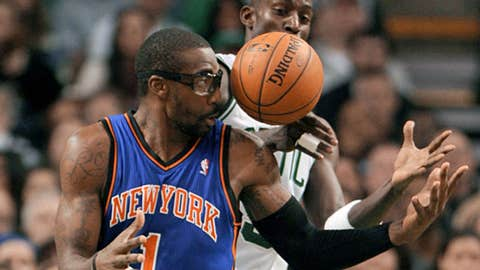 Amar'e Stoudemire, Knicks (overpaid by $14,918,309)