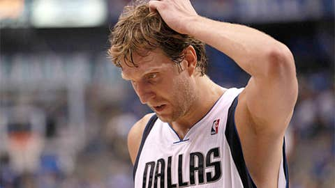 Dirk Nowitzki, Mavericks (overpaid by $12,851,295)
