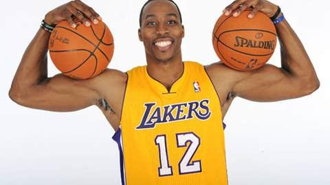 Dwight Howard, LA Lakers