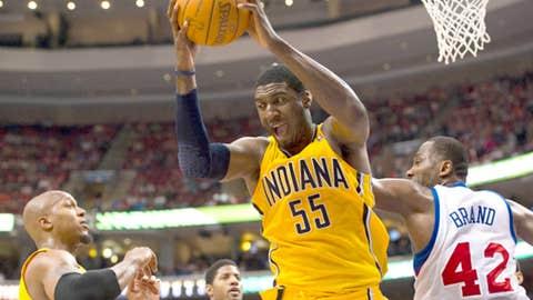 Roy Hibbert, Indiana Pacers