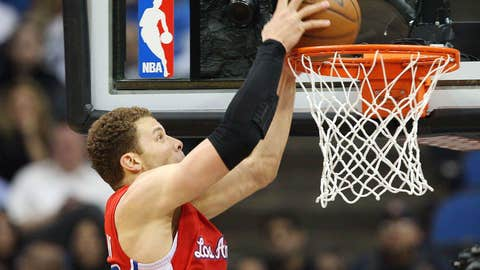 Blake Griffin, Los Angeles Clippers