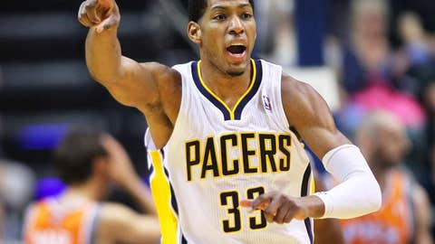 Danny Granger, Indiana Pacers