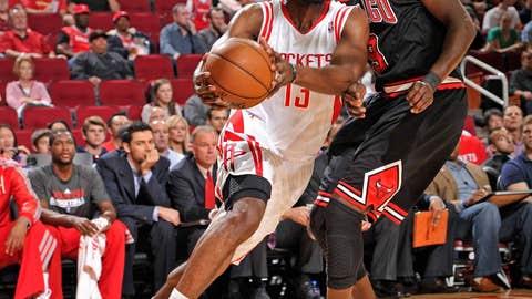 Rockets-Bulls, 8 p.m. ET