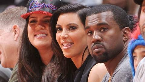 Kanye West and Kardashians