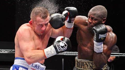 Punch goes splat