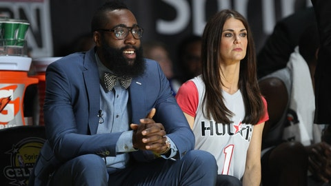 Hangin' with Mr. Harden
