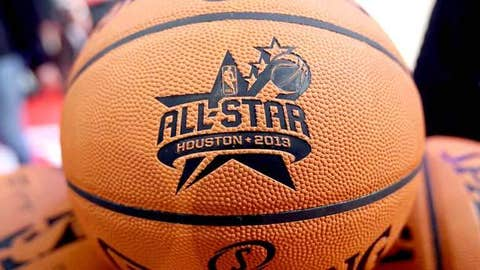 2013 NBA All-Star Weekend