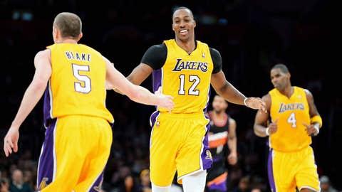 Dwight Howard, L.A. Lakers