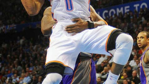 Russell Westbrook, OKC Thunder