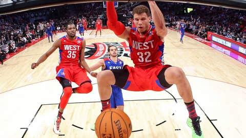 Slam dunk champ