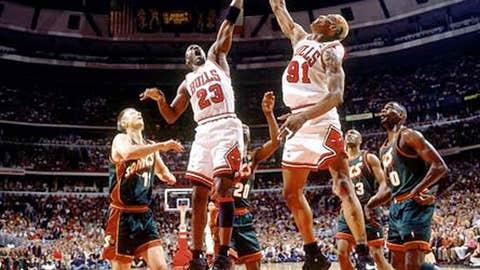 1996: Championship No. 4