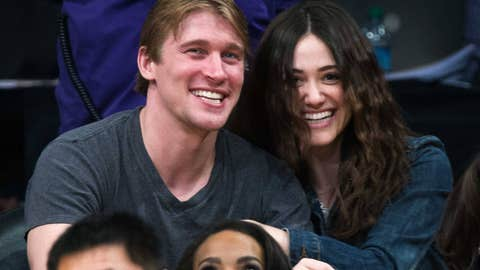 Tyler Jacob Moore and Emmy Rossum