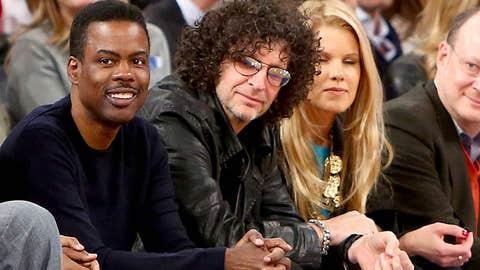 Chris Rock, Howard Stern