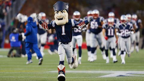 Pat the Patriot
