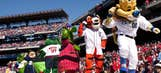 Forbes magazine lists 'America's Most Popular Sports Mascots'