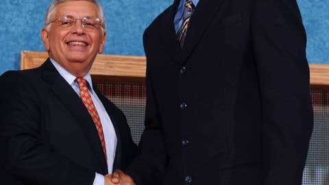 No. 9 -- Mike Sweetney, New York Knicks