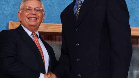 No. 9 -- Mike Sweetney, New York Knicks