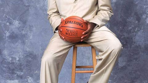 No. 4 -- Chris Bosh, Toronto Raptors