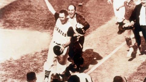1960 World Series: Pirates 10, Yankees 9