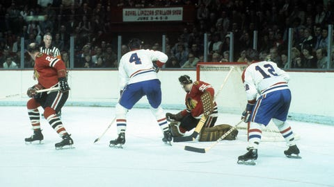 1971 Stanley Cup Finals: Canadiens 3, Blackhawks 2